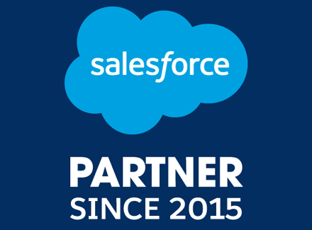 Salesforce dal 2015